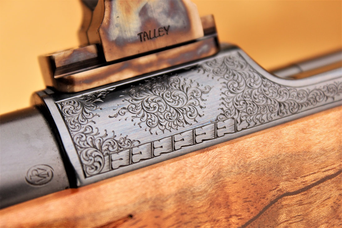 Available Engraved Pieces - Black Hills Gunstocks and Engraving, LLC